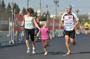 Alergatori pentru Padurea copiilor