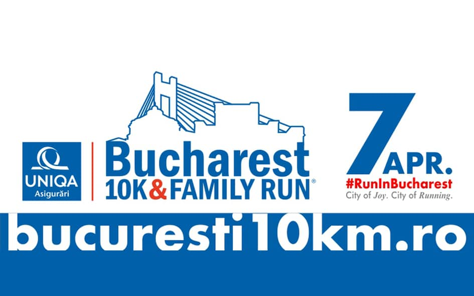 Susține Pădurea Copiilor la UNIQA 10k&Family Run!
